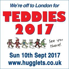 Hugglets Teddies 2017 Festival