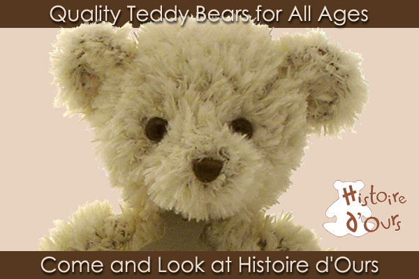 Histoire d'Ours Quality Teddy Bears