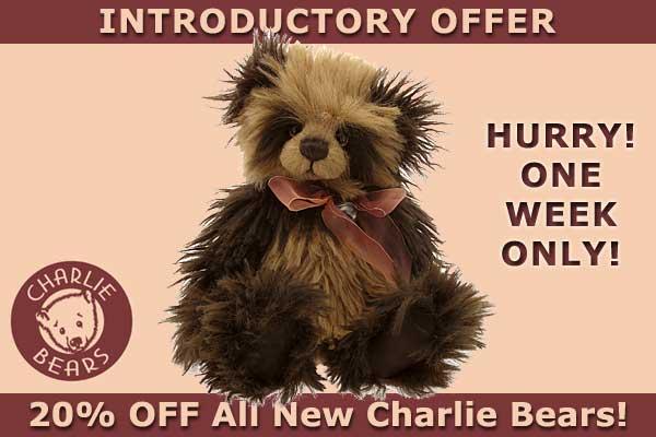 New Charlie Bears