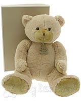 Large Beige Teddy Bear