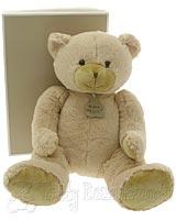 Large Beige Teddy Bear