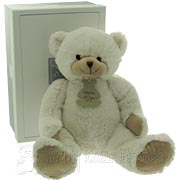 Large Soft Ivory Bear