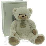 Large Soft Ivory Bear
