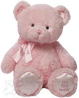 Extra Large Pink Baby Teddy Bear