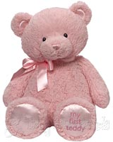 Large Pink Baby Teddy Bear