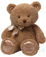 Medium Tan Baby Teddy Bear