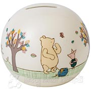 Pooh and Piglet Money Bank