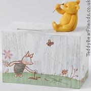 Pooh Money Box