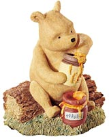 Pooh with Hunny Moneybank