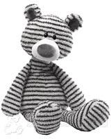 Zag Teddy Bear