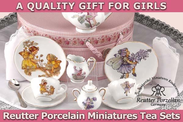 Reutter Porcelain miniatures