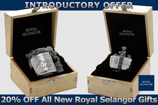 New Royal Selangor Boxed Gifts