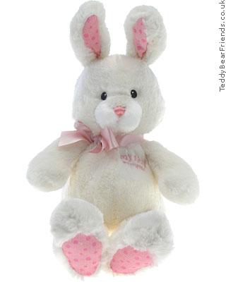 Baby Gund 1st Pink Bunny