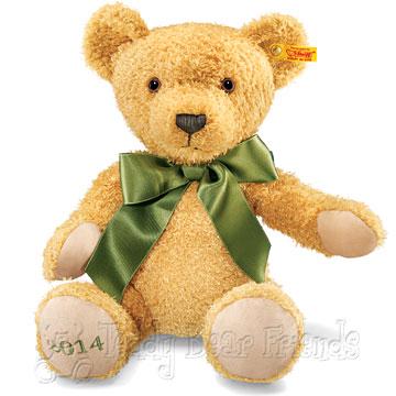 Steiff 2014 Teddy Bear