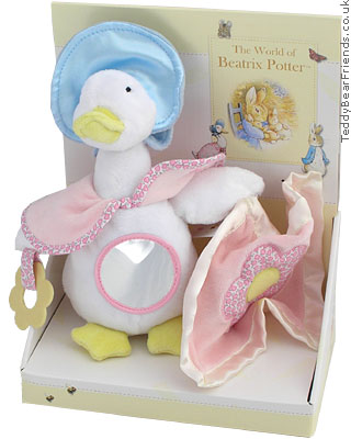 Augusta Du Bay Activity Jemima Puddle-duck