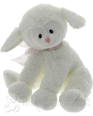 Baby Gund Alabaster Lamb