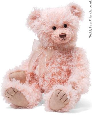 Gund Alicia Pink Bear