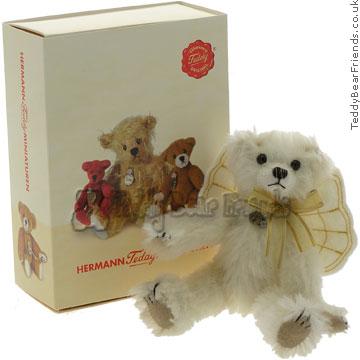Teddy Hermann Angel Gabriel Teddy Bear