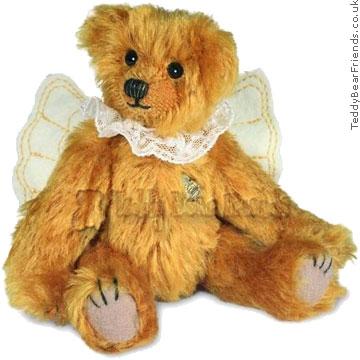 Teddy Hermann Angel Teddy Raphael