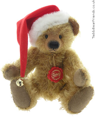 Teddy Hermann Antique Christmas Bear
