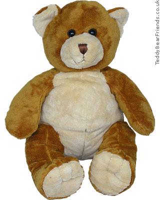 Asthma Friendly Golden Brown Teddy Bear
