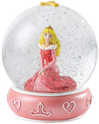 Disney Traditions Aurora Princess Waterball