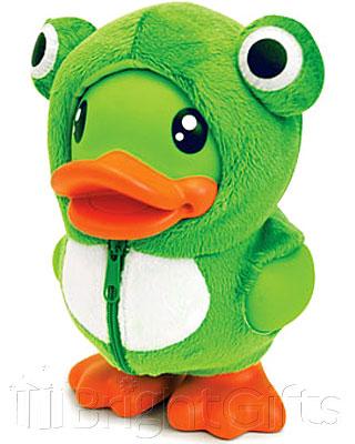 Rainbow Designs B Duck Frog Money Bank