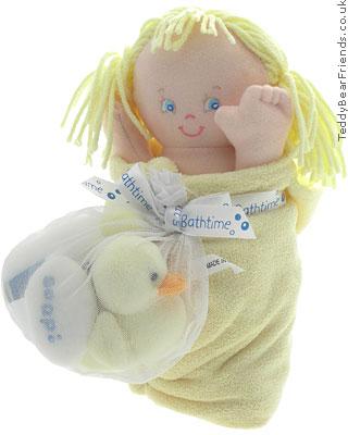 Baby Gund Baby Bathtime Doll