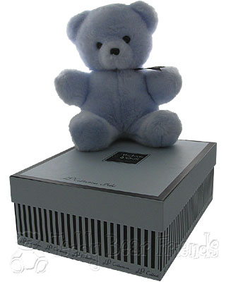 Histoire d'Ours Baby Bear Blue