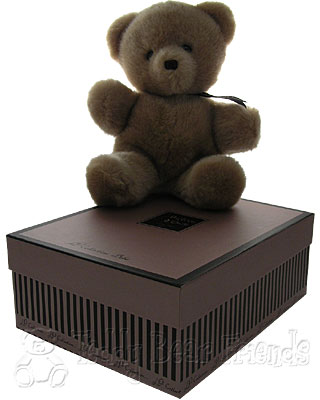 Histoire d'Ours Baby Bear Brown