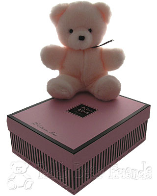 Histoire d'Ours Baby Bear Pink