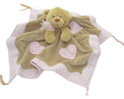 Baby Gund Cuddly Pals Puddin Blankie