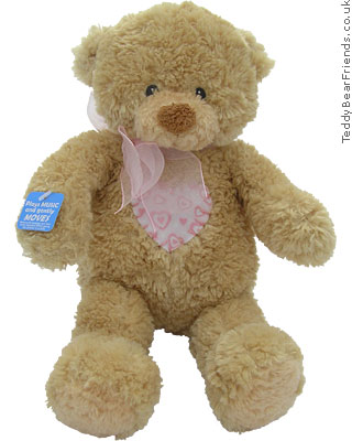 Cuddly Teddy Bears on Cuddly Pals Puddin Musical   Baby Gund   Teddy Bear Friends