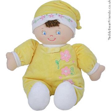 Baby Gund Katla doll