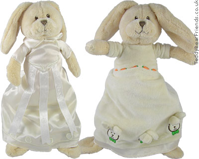 Baby Gund Girls Happy Bunny Rabbit