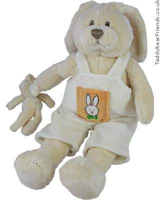 Baby Gund Happy Bunny Rabbit Musical