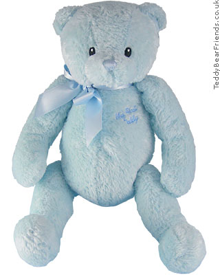 Baby Gund My First Teddy Blue