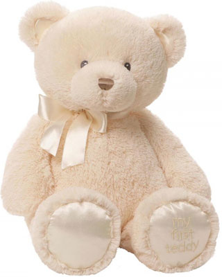 Baby Gund My First Teddy Bear