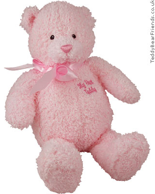 Baby Gund My First Teddy Pink
