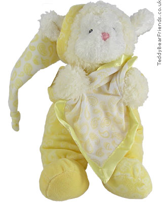 Baby Gund Paisley Collection Lamb Motion Musical