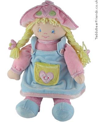 Baby Gund Heidi doll