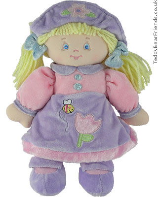 Baby Gund Lindsay doll