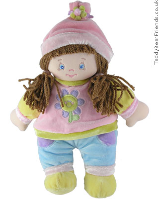 Baby Gund Molly doll