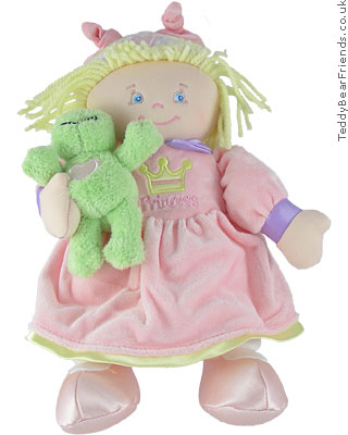 Baby Gund Princess doll