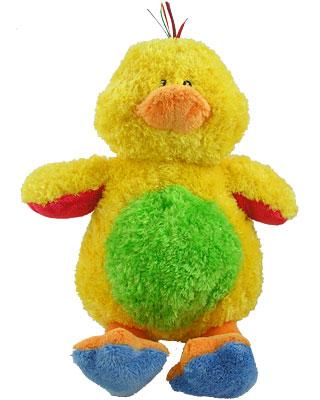 Baby Gund Tutti Frutti Fluffy Duck