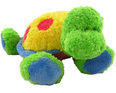 Baby Gund Tutti Frutti Fluffy Turtle