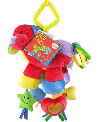 Baby Gund Tutti Frutti Puppy Activity Baby Mobile