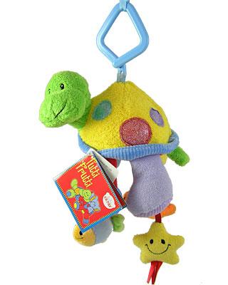 Baby Gund Tutti Frutti Turtle Activity Baby Mobile