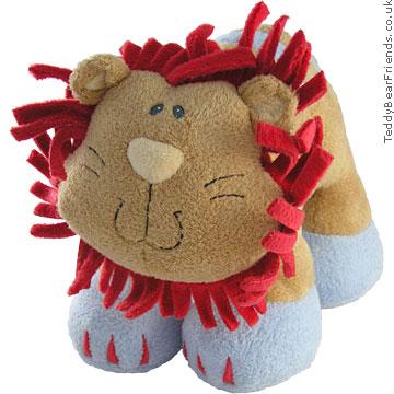 Baby Gund Woodles Rumba Lion