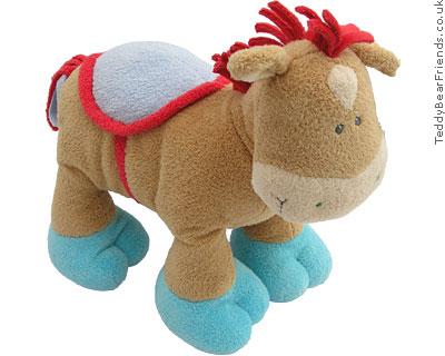 Baby Gund Woodles Wango Horse